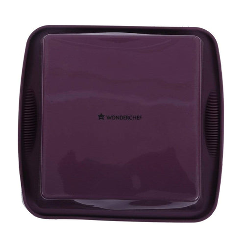 Wonderchef Bakeware Wonderchef Silicone Square Shaped Cake Mould