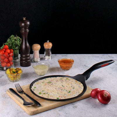 Wonderchef Cookware Wonderchef Royale Die-Cast Dosa Tawa 25Cm
