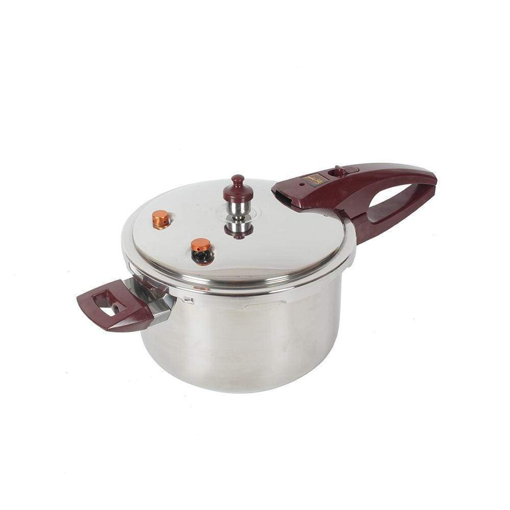 Wonderchef Secura 5 Pressure Cooker 5Ltrs (Induction Base)