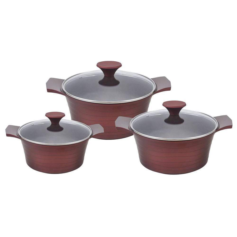 Wonderchef Cookware Wonderchef Sienna Casserole Set