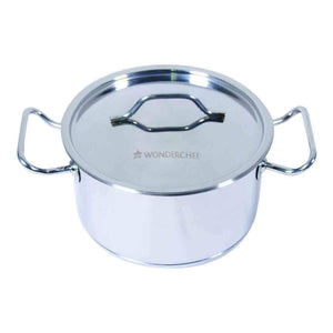 Wonderchef Cookware Wonderchef Stanton Casserole with SS Lid-18 cm