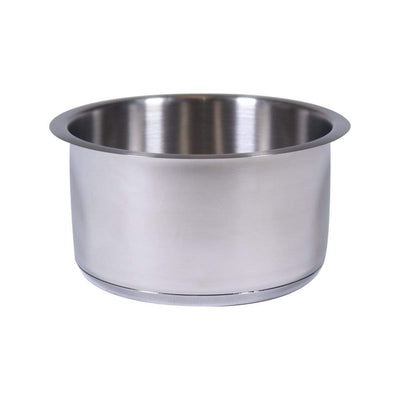 Stanton Stainless Steel Cooking Pot with Lid-16cm, 1.8L, 0.6mm-Cookware