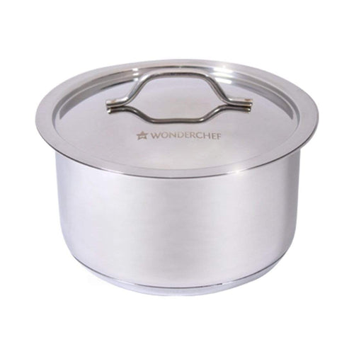 Wonderchef Cookware Wonderchef  Stanton Cooking Pot with Lid-16 cm