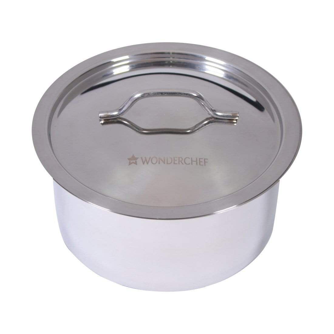 Wonderchef Stanton Cooking Pot with Lid-20 cm