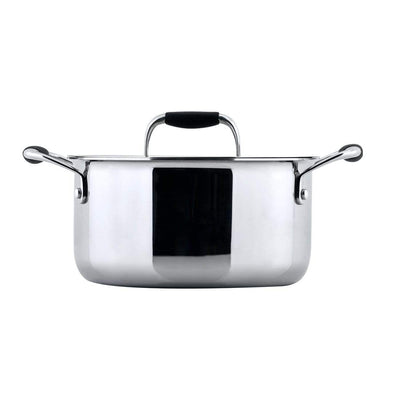 Stanton Stainless Steel Casserole- 20cm, 3L, 2.5mm-Cookware