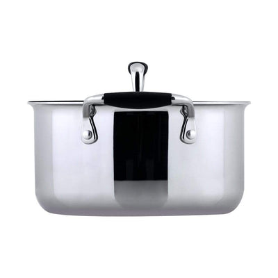 Stanton Stainless Steel Casserole 24Cm/4L-Cookware