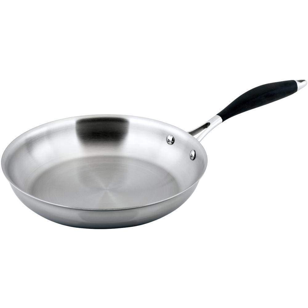 Wonderchef Stanton Stainless Steel Fry Pan 24Cm/2.2L