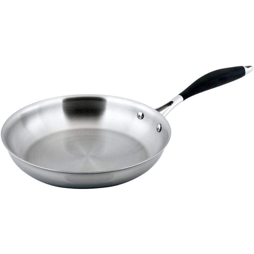 Wonderchef Cookware Wonderchef Stanton Stainless Steel Fry Pan 24Cm/2.2L
