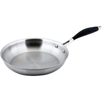 Wonderchef Stanton Stainless Steel Fry Pan 24Cm/2.2L-Cookware
