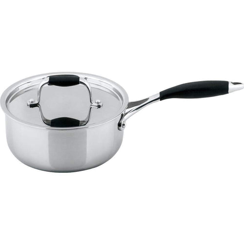 Wonderchef Cookware Wonderchef Stanton Stainless Steel Sauce Pan 18Cm/2L