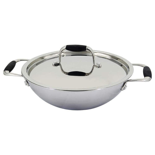 Wonderchef Cookware Wonderchef Stanton Wok 24Cm -2.2L