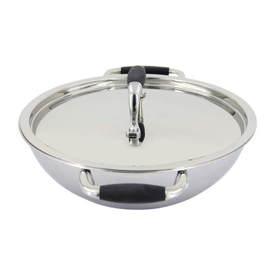 Wonderchef Cookware Wonderchef Stanton Wok 28Cm - 3.4L