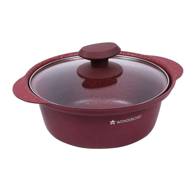 Wonderchef Cookware Wonderchef Vittorio Casserole Set