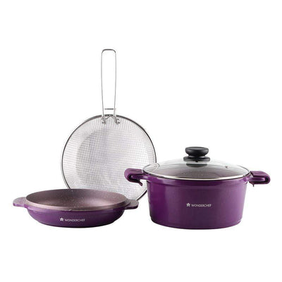 Wonderchef Wilson And Mary Set-Cookware