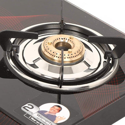 Zing 2 Burner Glass Cooktop-Cooktop
