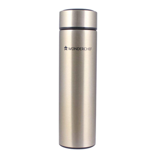 Wonderchef Flasks Wonderchef Nutri-Bot 480Ml (Gold)