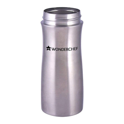 Wonderchef Travel Bot Double Wall Flask, 300ml-Flasks
