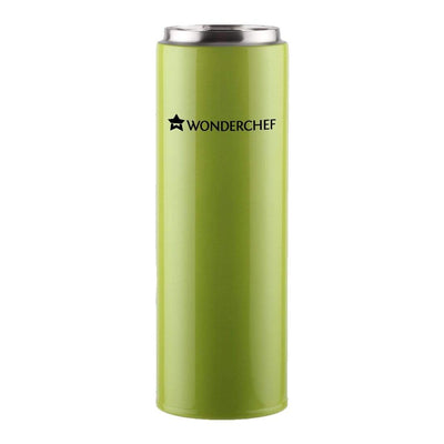 Uni-Bot Double Wall Stainless Steel Vacuum Insulated Hot and Cold  Flask 500ml, Apple Green-Flasks