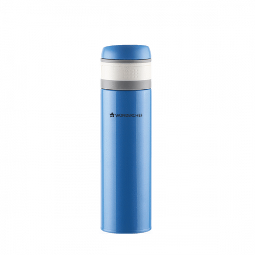 Wonderchef Flasks Wonderchef Uni-Bot 500Ml (Blue)