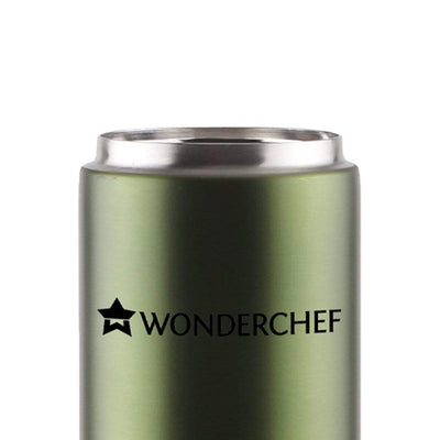Wonderchef Uni-Bot 500Ml  (Olive Green)-Flasks