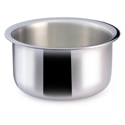 Wonderchef Nigella 3-Ply Stainless Steel Cooking Pot 18cm-Cookware