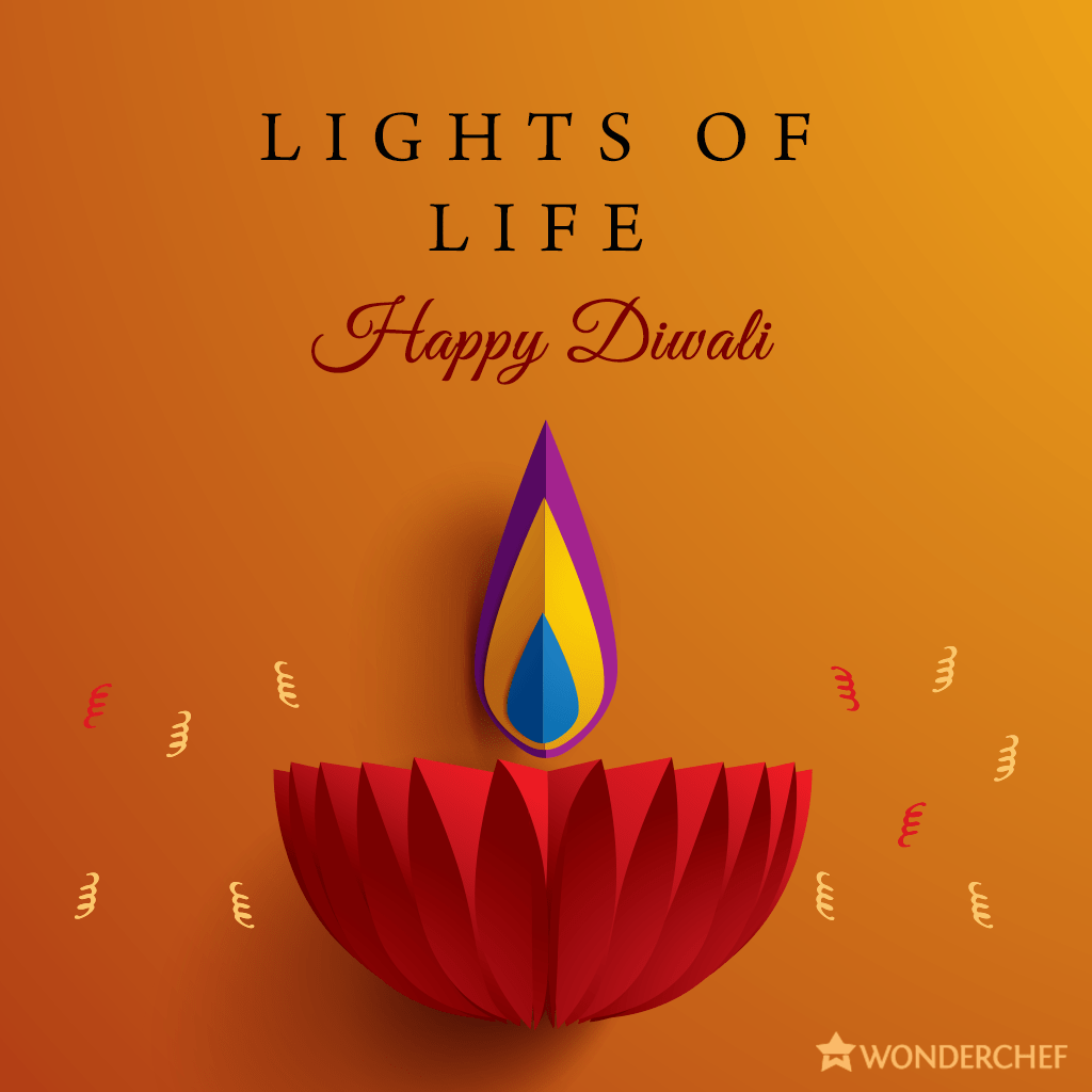 Wonderchef Gift Card Rs. 250 Happy Diwali