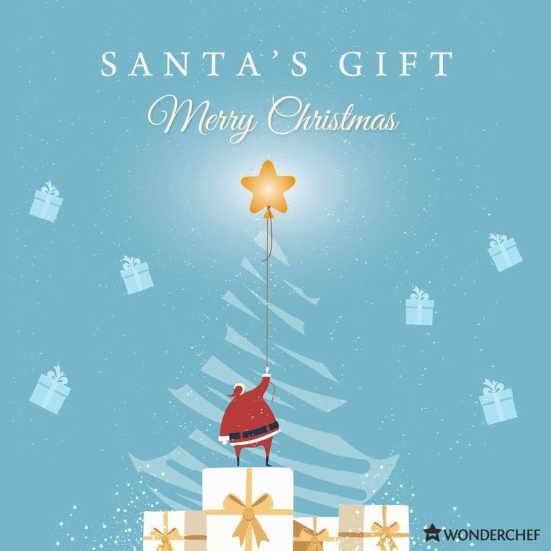 Wonderchef Gift Card Rs. 250 Merry Christmas
