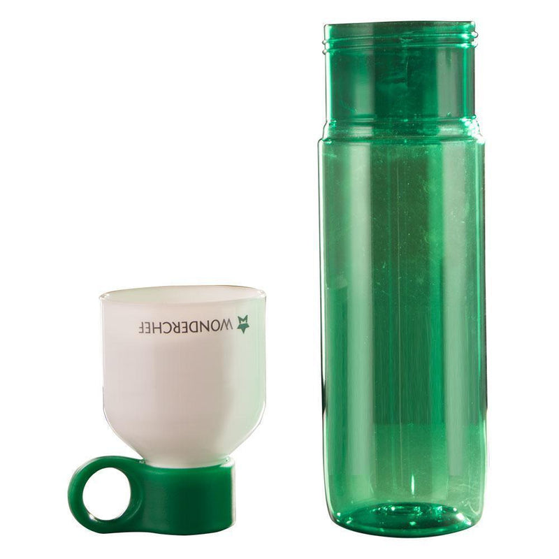 Wonderchef Oasis Bottle Green-Flasks