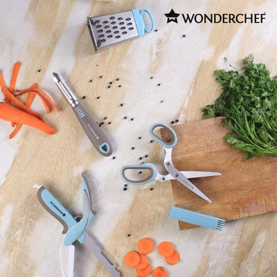 Wonderchef Kitchen Accessories Wonderchef Smart Prep 4Pc Tools Set