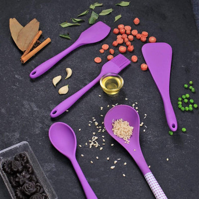 Waterstone Silicone Solid Spatula-Kitchen Accessories