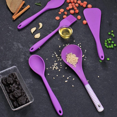 Wonderchef Waterstone Silicone Spoon-Kitchen Accessories