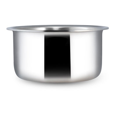Wonderchef Nigella 3-Ply Stainless Steel Cooking Pot 14cm-Cookware