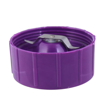 Nutri Blend - Jar Base (Purple) With Flat Blade-Spare Parts