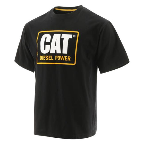 Cat Diesel Power Tee