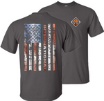 International Men's USA Flag Tee