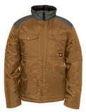Insulated Multi-Pocket Polyester Jacket