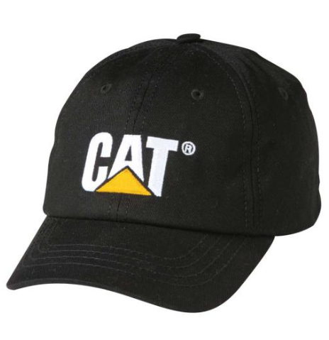 Peterson CAT Black Cap