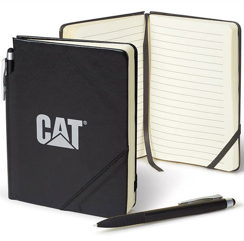 Cat Notebook with Stylus Pen Set