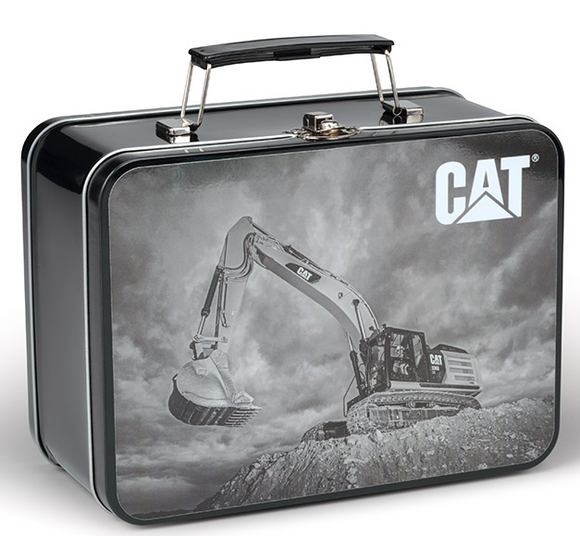 Excavator Lunch Box