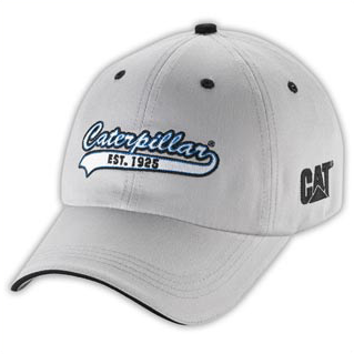 Retro Adjustable Caterpillar Cap