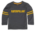 "Caterpillar ""Built For It."" Long Sleeve T-Shirt"
