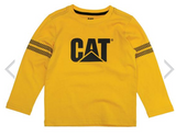 Cat  Kids Long Sleeves Tee