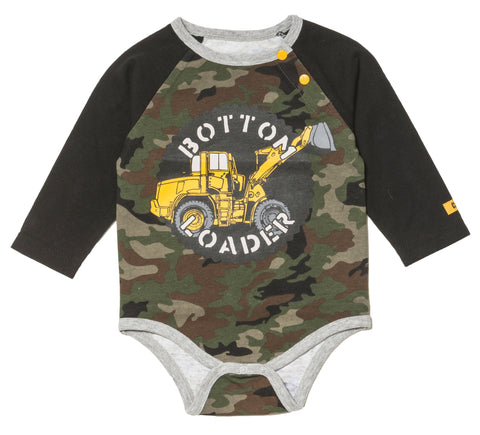 Camo Bottom Loader Suit