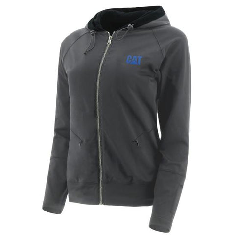 Ladies' Moisture Control Full Zip Hoodie