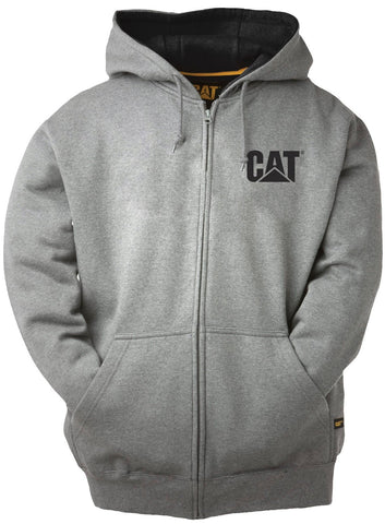 Cat Men's Full Zip Hoodie