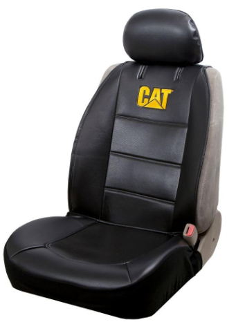 Cat Trademark Logo Seat Cover