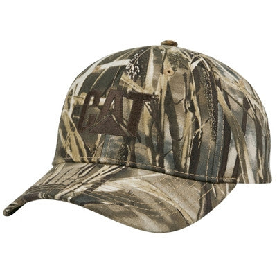 Forest Camo Snap Back Cap