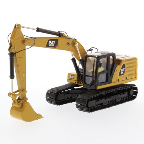 Cat 320 Hydraulic Excavator Diecast Model