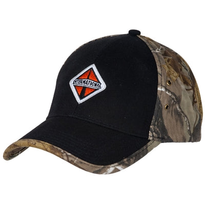 International Black and Camo Cap