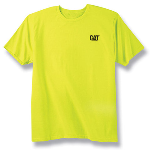 Cat Men's Hi-Vis Tee